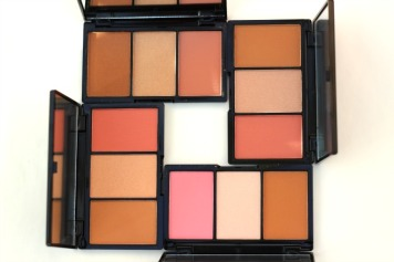 Image result for makeup revolution blush highlighter and bronzer palette